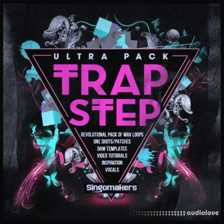 Singomakers Trapstep Ultra Pack MULTiFORMAT