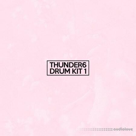 Thunder6 Drumkit 1 WAV Ableton Live