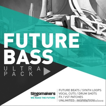 Singomakers Future Bass Ultra Pack MULTiFORMAT