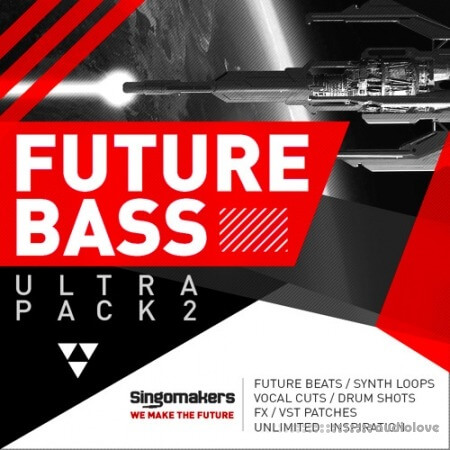 Singomakers Future Bass Ultra Pack Vol.2 MULTiFORMAT
