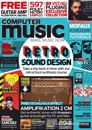 Computer Music August 2019
