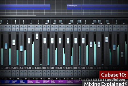 Groove3 Cubase 10 Editing Audio Explained TUTORiAL