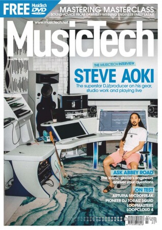 MusicTech - July 2019