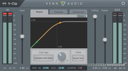 Venn Audio V-Clip WiN