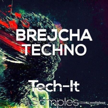 Tech-It Samples Brejcha Techno WAV Synth Presets MiDi