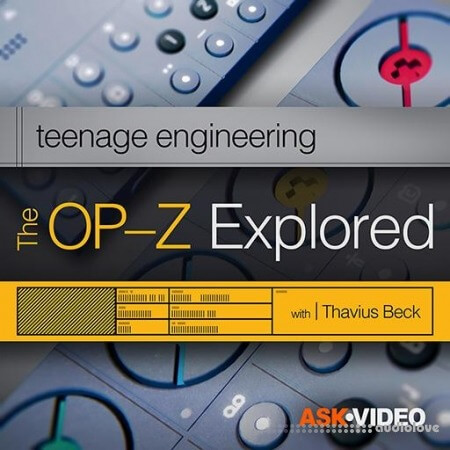 Ask Video Teenage Engineering 104 The OP-Z Explored TUTORiAL