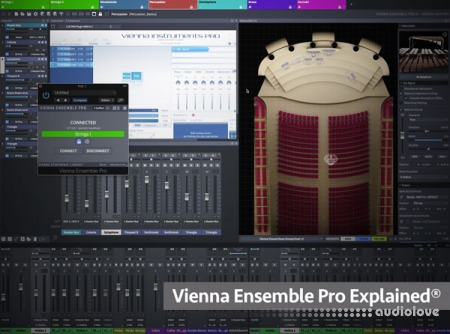 Groove3 Vienna Ensemble Pro 7 Explained TUTORiAL