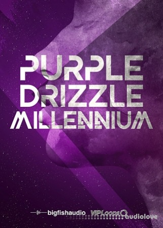 Big Fish Audio Purple Drizzle: Millennium MULTiFORMAT