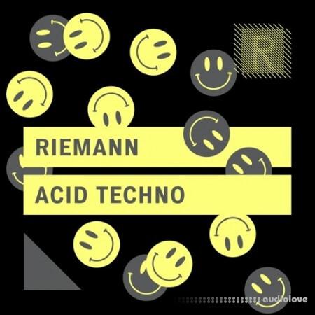 Riemann Kollektion Riemann Techno 1 WAV