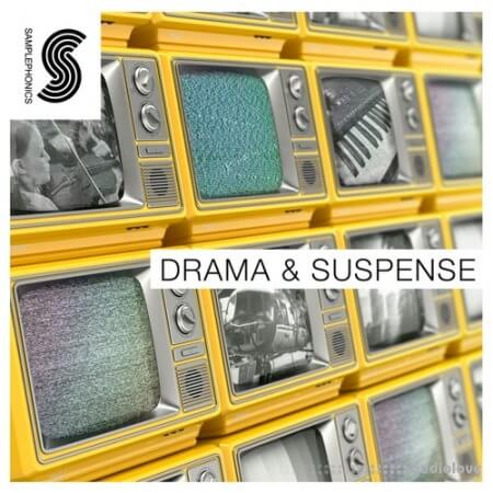 Samplephonics Drama and Suspense WAV ACiD