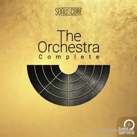 Sonuscore The Orchestra Complete v1.0.1 KONTAKT
