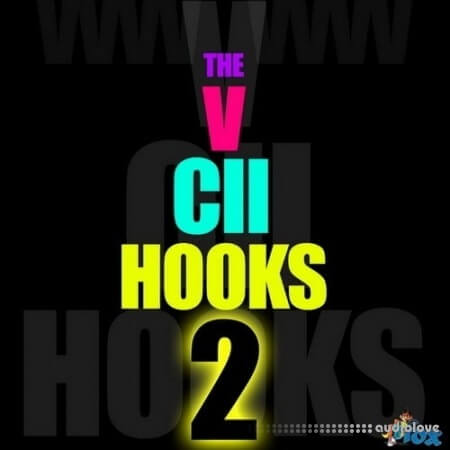 Fox Samples V-Cii Hooks 2 WAV MiDi