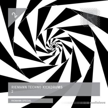 Riemann Kollektion Riemann Techno Kickdrums 2 WAV