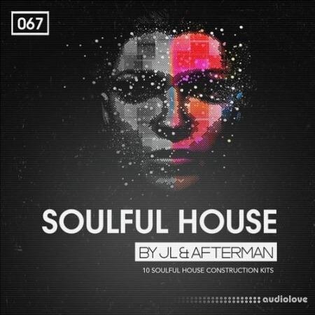 Bingoshakerz Soulful House by JL and Afterman WAV MiDi REX