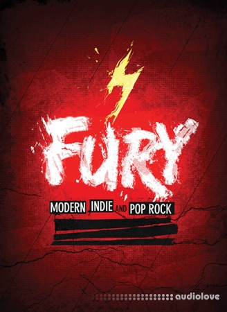 Big Fish Audio Fury Modern Indie And Pop Rock WAV AiFF REX KONTAKT