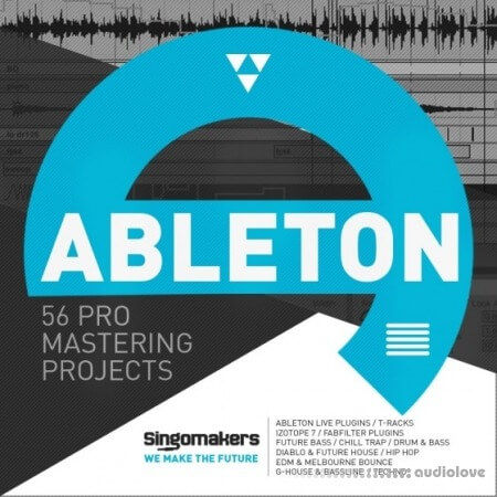 Singomakers 56 Ableton Pro Mastering Projects Ableton Live