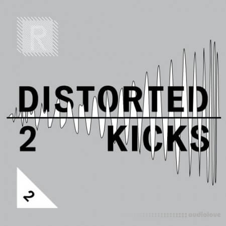 Riemann Kollektion Distorted Kickdrums 2 WAV