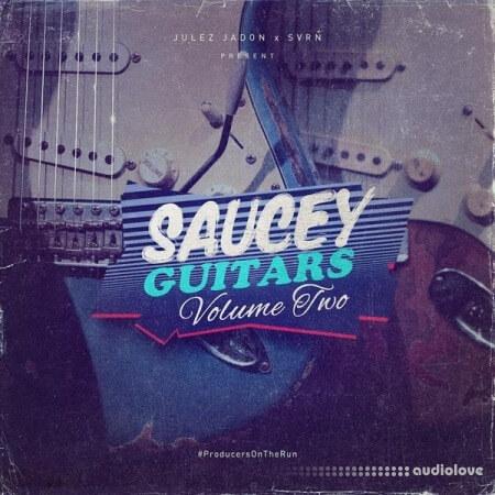 Julez Jadon Saucey Guitars Vol.2 WAV