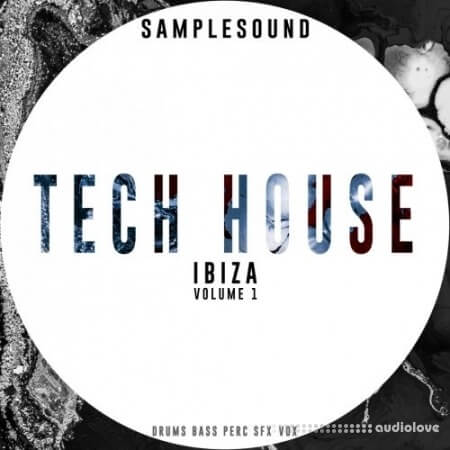 Samplesound Tech House Ibiza Vol.1 WAV AiFF