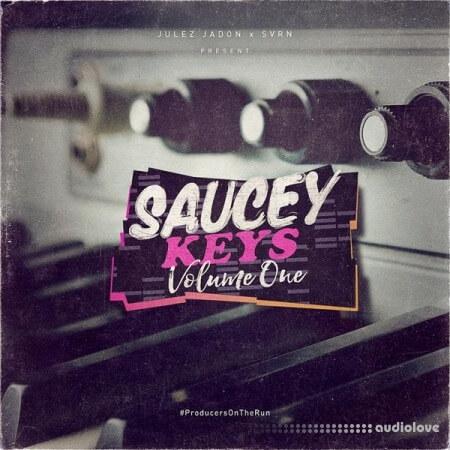Julez Jadon Saucey Keys Vol.1 WAV