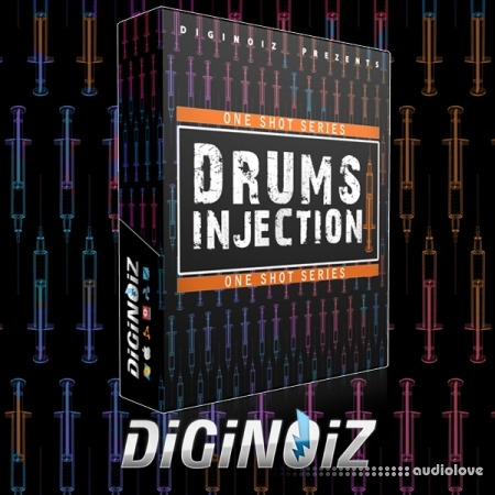 Diginoiz Drums Injection ACiD WAV AiFF