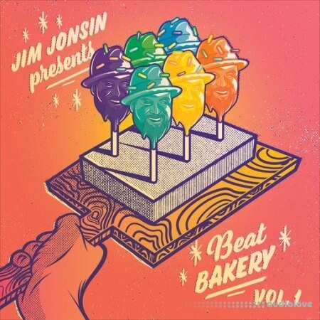 Jim Jonsin Beat Bakery Vol.1 WAV