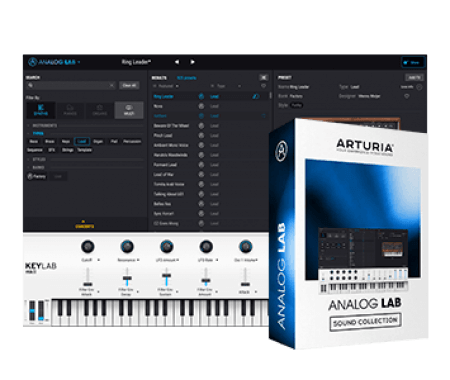 Arturia Analog Lab 4 v4.0.5.3023 CSE WiN