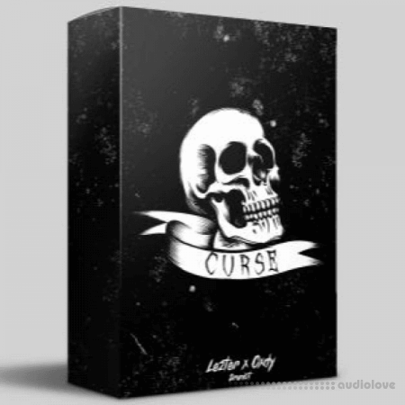 Cxdy Lezter x Cxdy Curse (Drum Kit) WAV