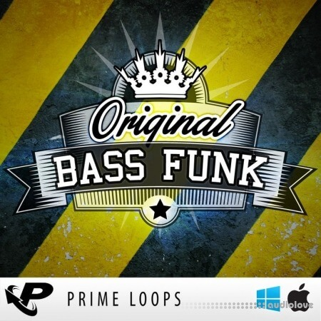 Prime Loops Original Bass Funk WAV