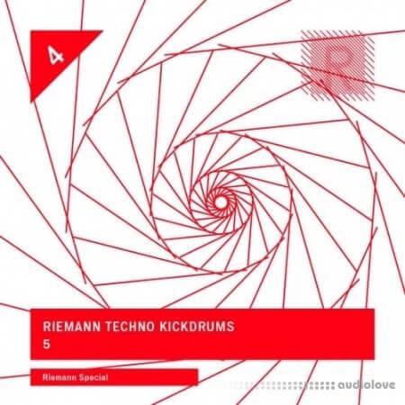 Riemann Kollektion Techno Kickdrums 5 WAV