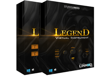 StudiolinkedVST Legend Collection KONTAKT