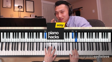 EasyPianoHacks How to Learn Difficult Piano Songs Fast TUTORiAL