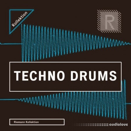 Riemann Kollektion Riemann Techno Drums 5 WAV