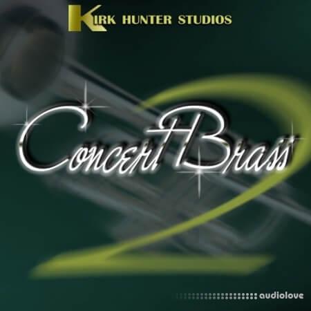 Kirk Hunter Studios Concert Brass 2 KONTAKT