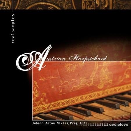 realsamples Austrian Harpsichord Edition Beurmann KONTAKT Halion