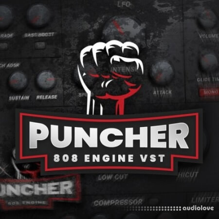 Industry Kits Puncher 808 Engine VST v1.0 WiN MacOSX