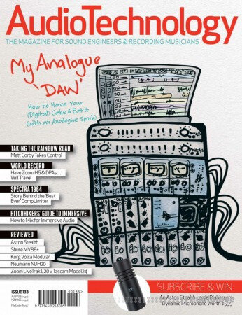 AudioTechnology - Issue 133 2019