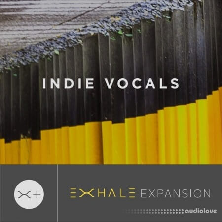 Output Indie Vocals Expansion Pack for Exhale