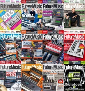 Future Music 2015 Full Year Issues Collection