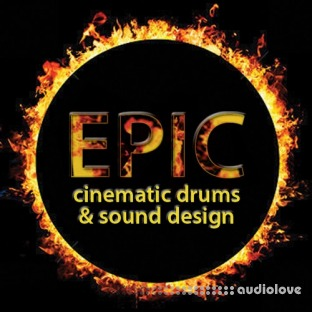 Funk Soul Productions Epic Cinematic Drums and Sound Design
