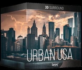Boom Library Urban USA