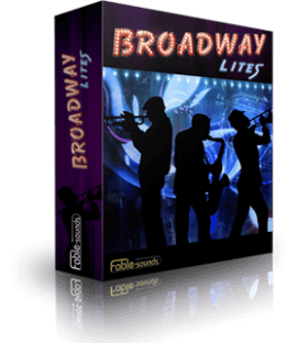 Fable Sounds Broadway LITEs