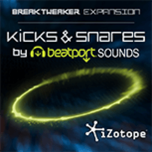 iZotope BreakTweaker Kick And Snares