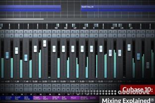 Groove3 Cubase 10 Editing Audio Explained