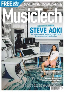 MusicTech - July 2019
