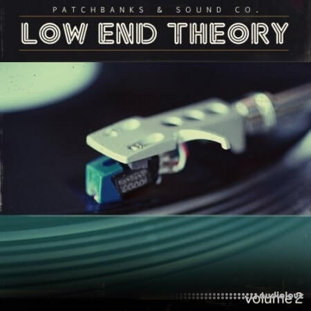 Patchbanks Lowend Theory Vol.2 WAV