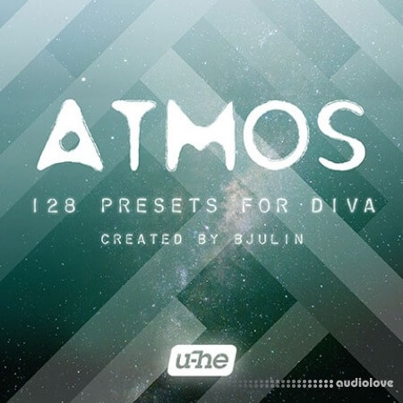 u-he Bjulin Atmos Soundset for Diva Synth Presets