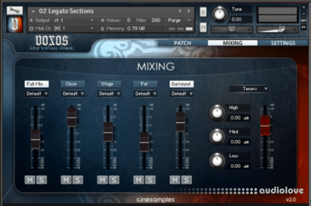 Cinesamples VOXOS 2 Epic Choirs v2.0.1 (NKS Integrated) KONTAKT