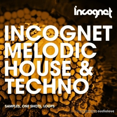 Incognet Melodic House and Techno WAV MiDi Synth Presets