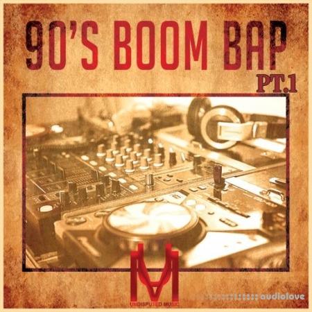 Undisputed Music 90s Boom Bap WAV